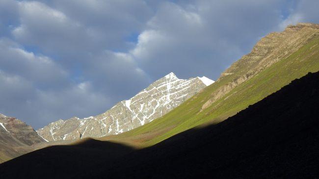 ヒマラヤ登山記(ストックカンリ 6137m) インド (レー編)  6000m峰を目指して~ 4 2012