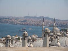【2012年夏】トルコの旅~その6:イスタンブール探訪(アヤソフィア再訪とクムカプの夜)~