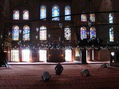 【2012年夏】トルコの旅~その7:歴史あるイスタンブールのジャーミィを巡る~