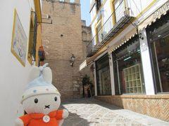 グーちゃん、スペインへ行く!(セビリア/気温45度!熱中症でダウン編)
