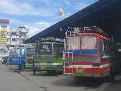 チェンマイ再訪 番外編 タイの路線バス 鉄道 etc