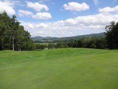 魅力溢れる真夏の北海道!! -⑨ 羊蹄山のふもとでの楽しいゴルフ 8月  2012年