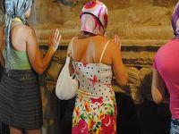 トルコで夏休み④ ミュラ遺跡 2012年8月