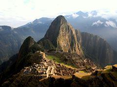 念願のペルー旅行4 マチュピチュ2日目 ワイナピチュ登山