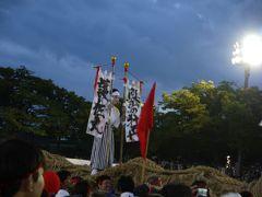 綱(ちな)・ちゅら・エイサー祭~与那原大綱曳in大正区2012