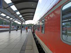 2012.8ルーマニア・モルドヴァ一人旅3-Mainzから空港へ帰り,ブカレストへ.