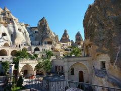 カッパドキア・ギョレメ到着1日目。洞窟ホテルとセマーに感激!