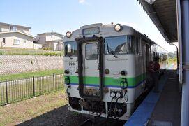 2012年8・9月北海道・東北鉄道旅行6(江差線)
