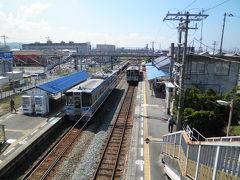 120902-05 四国・九州 夏の18切符旅(2)1日目-1 予讃線(高松-松山)