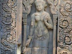 【カンボジア旅行記 2012】その2 到着~バンテアイ・スレイ 東洋のモナリザは本当に遠かった編