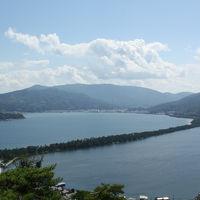国定公園 日本三景 天橋立