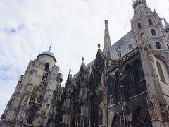 ヨーロッパ周遊1ヶ月-毎日迷子の旅  8.ウィーン