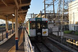 2012年8・9月北海道・東北鉄道旅行9(陸羽西線・山形新幹線)