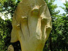 【カンボジア旅行記 2012】その3 ベンメリア カンボジアの午後は灼熱だった編
