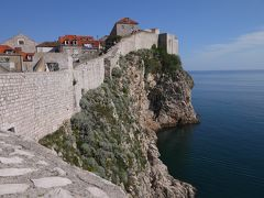 GW一人旅クロアチア9日間 3 ドゥブロヴニク1日観光編 その1