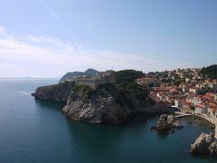 GW一人旅クロアチア9日間 4 ドゥブロヴニク1日観光編 その2