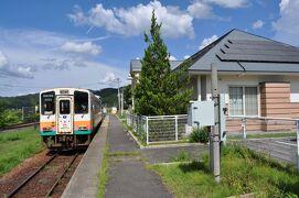 2012年8・9月北海道・東北鉄道旅行12(山形鉄道)