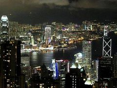 初心者が語る、初心者用香港の旅 (その5 オープントップバス&ビクトリアピーク夜景観賞編)