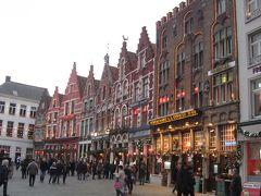 ヨーロッパの香り漂う「アムステルダム」・「ブルージュ」・「ゲント」