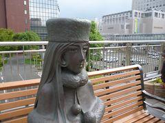小倉駅から小倉城へ。