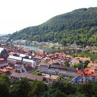 2012夏のスイス7泊8日★1 ハイデルベルク