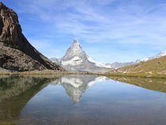 2012夏のスイス7泊8日★7 ツェルマット