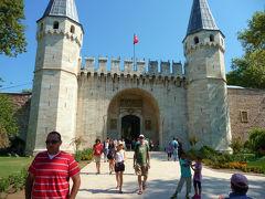 イスタンブール到着翌日、先ずは永年の夢だったトプカプ宮殿でしょ!