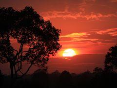 カンボジア 果てしなく遺跡を巡る旅② バイヨン、タプローム、プレ・ループの夕暮れ