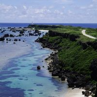 宮古ブルーにあこがれて、、、、<2012/8/19_宮古島最終日(前浜ビーチ~東平安名崎)>