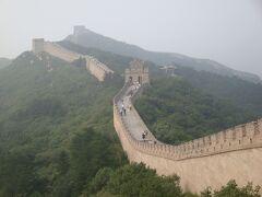格安ツアーで行く北京/母娘旅・・・・・スモッグ?暑いのに青空が見えないの①