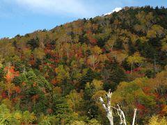 2009年・秋の軽井沢、ちょこっと志賀高原の旅