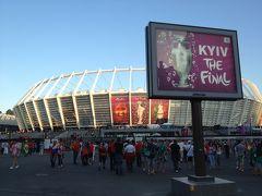 EURO2012ファイナル+ぐるっと7カ国 3日目 キエフ(サッカー編)