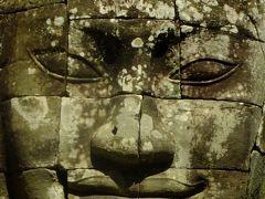 【カンボジア旅行記 2012】その6 バイヨンでクメールの微笑みを堪能編