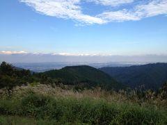 陣馬山、景信山、城山、高尾山を縦走!~山の天ぷらを食べよう~