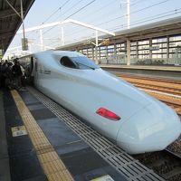 2012年新幹線さくらで 博多・壱岐・対馬に行きました