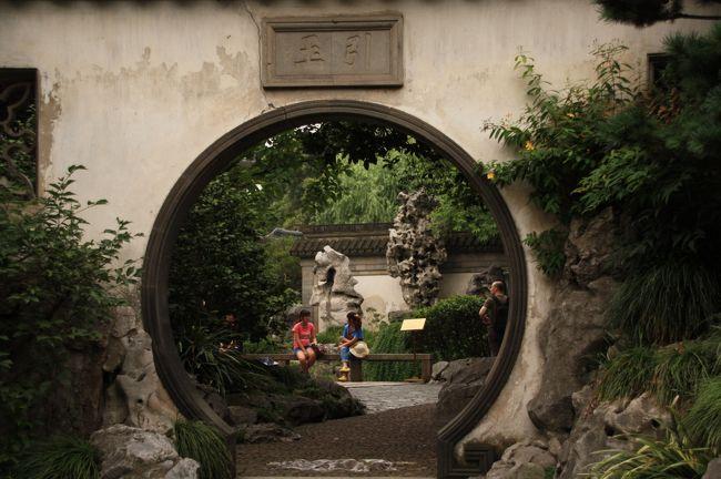 弾丸上海旅行③ ごった返す南京東路、更に混む豫園