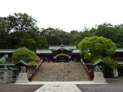 初秋の優雅な長崎の旅♪ Vol8(第2日目午後) ☆くんち祭り間近の「諏訪神社」を鑑賞♪