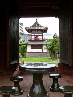 初秋の優雅な長崎の旅♪ Vol9(第2日目午後) ☆中華な赤い「興福寺」を鑑賞♪