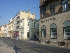 GWに続き再び東欧4ヶ国&おまけ?のドーハ・サンマリノ・ローマ9日間の旅(3)-1ベオグラードからサラエヴォへ移動して町歩き【作成中】