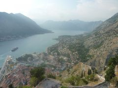 GWに続き再び東欧4ヶ国&おまけ?のドーハ・サンマリノ・ローマ9日間の旅(4)モスタルからコトルへ・旧市街と城壁を散策