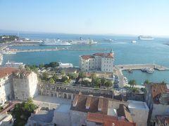 GWに続き再び東欧4ヶ国&おまけ?のドーハ・サンマリノ・ローマ9日間の旅(6)スプリトとトロギールそしてフェリーでアドリア海ごえ【作成中】