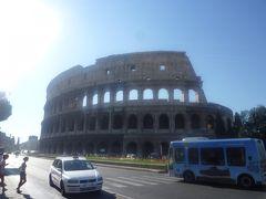 GWに続き再び東欧4ヶ国&おまけ?のドーハ・サンマリノ・ローマ9日間の旅(8)ボローニャからローマに移動しプチ観光