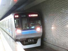 2012年9月関東鉄道旅行1(東葉高速鉄道)