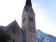 Travel to central Europe in 2008 - Austria ( Halstatt and Bad Ischul )