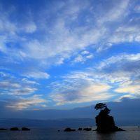 富山 雨晴海岸と高岡町歩き