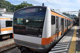 2012年9月関東鉄道旅行4(八高線・青梅線)