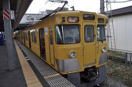 2012年9月関東鉄道旅行6(西武拝島・国分寺線)