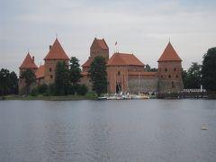 トラカイ(Trakai) ~リトアニア、カルヴェ湖畔のリゾート地~ ちょっとヴィリニュス(Vilnius)