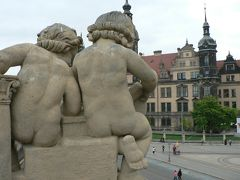 ドイツ一周の旅 4都市目 ドレスデン