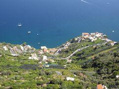 アマルフィの絶景を見渡せる美しい町 ラヴェッロ
